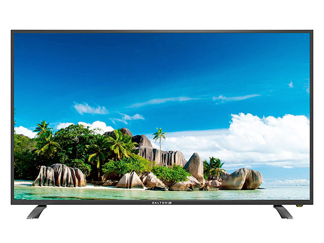 smart, tv, 55, pulgadas, full, hd, android, 4.4, hmi, usb, netflix, dalton, da-le55s, novogar