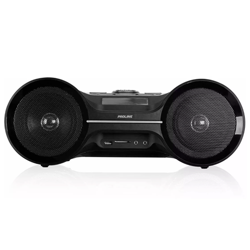 Parlante, Bluetooth, 550, watts, USB, SD, AUX, MP3, Radio, FM, Proline, pr70-p, novogar
