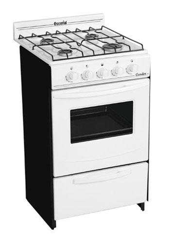 ... Cocina, Cocina A Gas, Candor, Blanca, 50cm, Gas Natural, Escorial ...