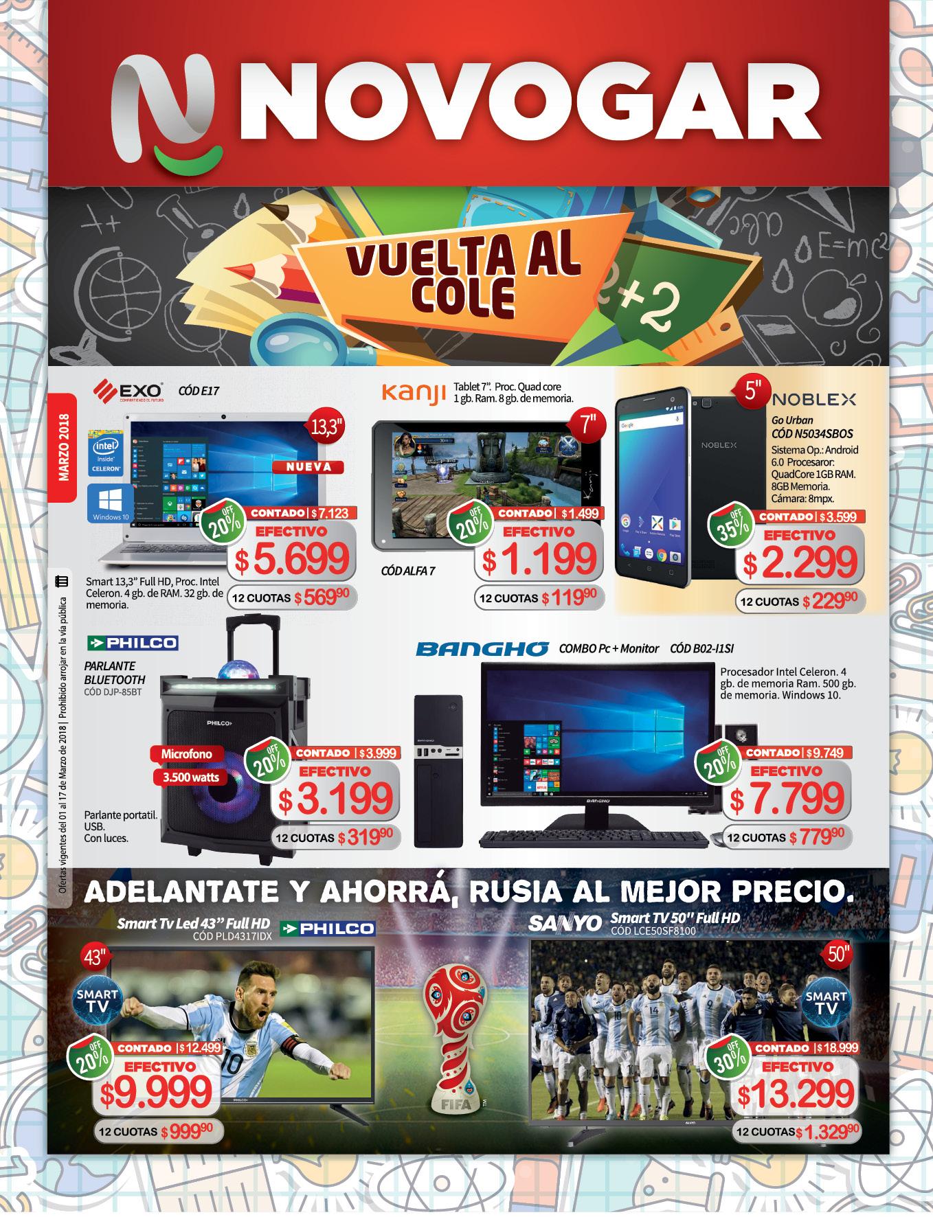 Revista Novogar # Muebles Villa Gobernador Galvez